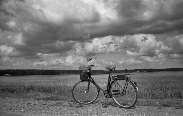 Helkama Oiva bike from 1980's