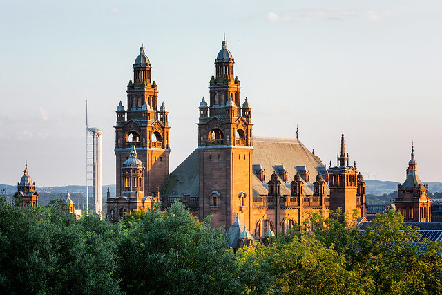tower & spires