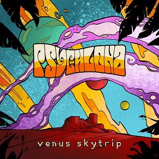 Album Review: Psychlona - Venus Skytrip