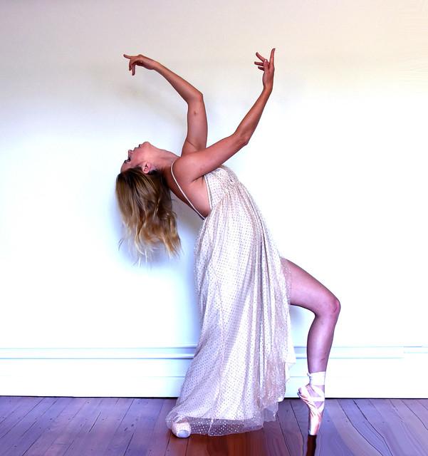 Ballerina Fanny Muller