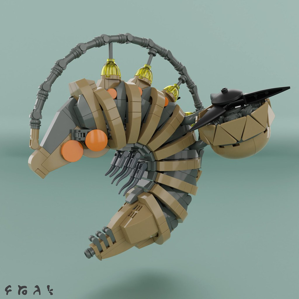 Rotor Shrimp