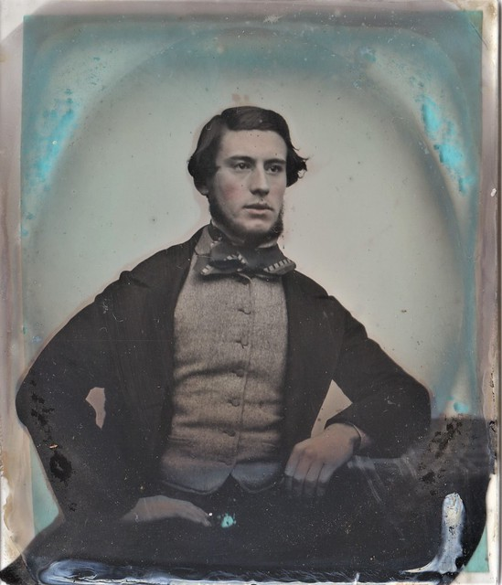 Young Gent Ambrotype