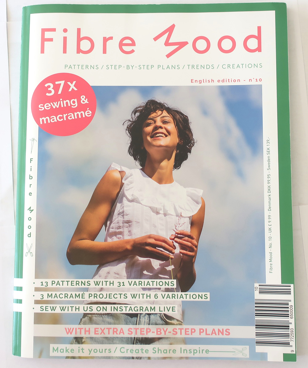 FibreMood magazine cover