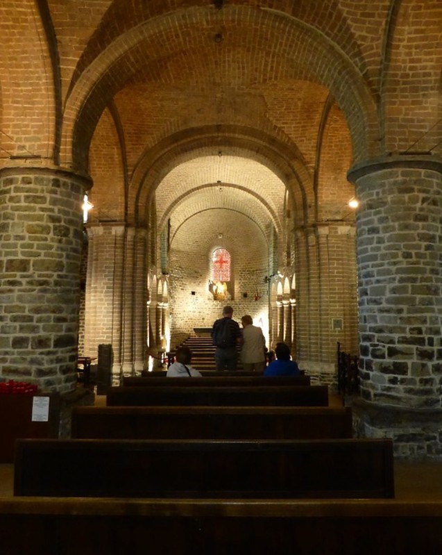 Santa Sangre basilica