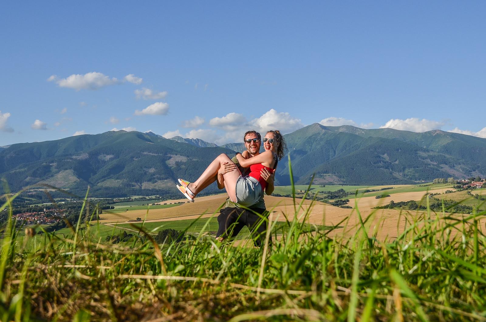 Vacationing in Slovakia