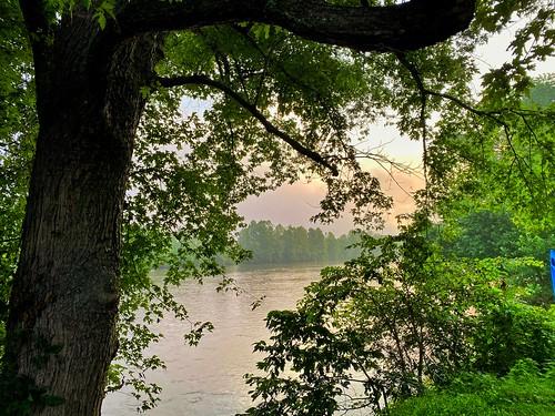 jamesriverstatepark jamesriver river summer views