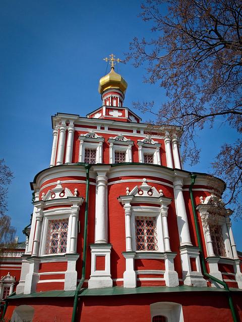 Convent in Russia