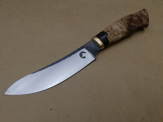178. Hunting knife #28