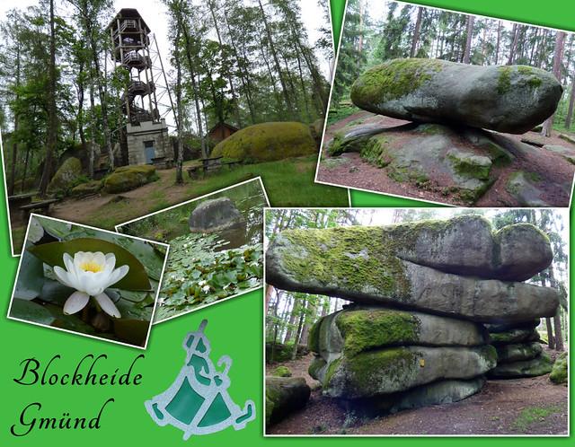 Naturpark Blockheide Gmünd / Nature Park Blockheide Gmünd