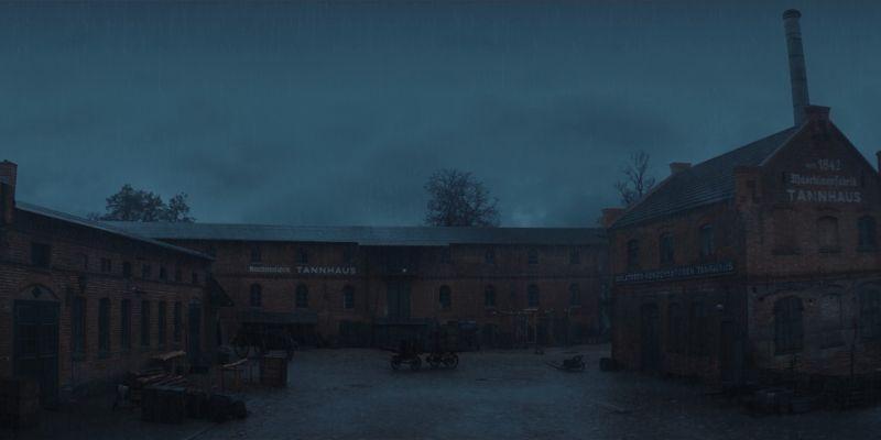 Tannhaus factory