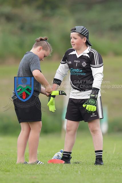 Cremartin v Emyvale - Under 15 Championship 2020