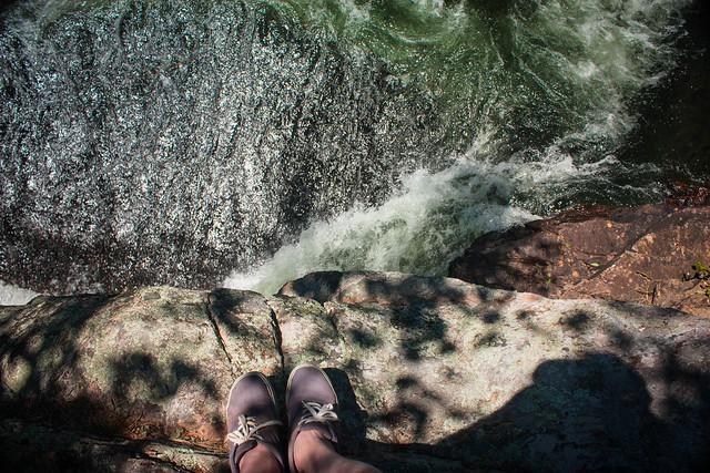 Daring at Hollow River