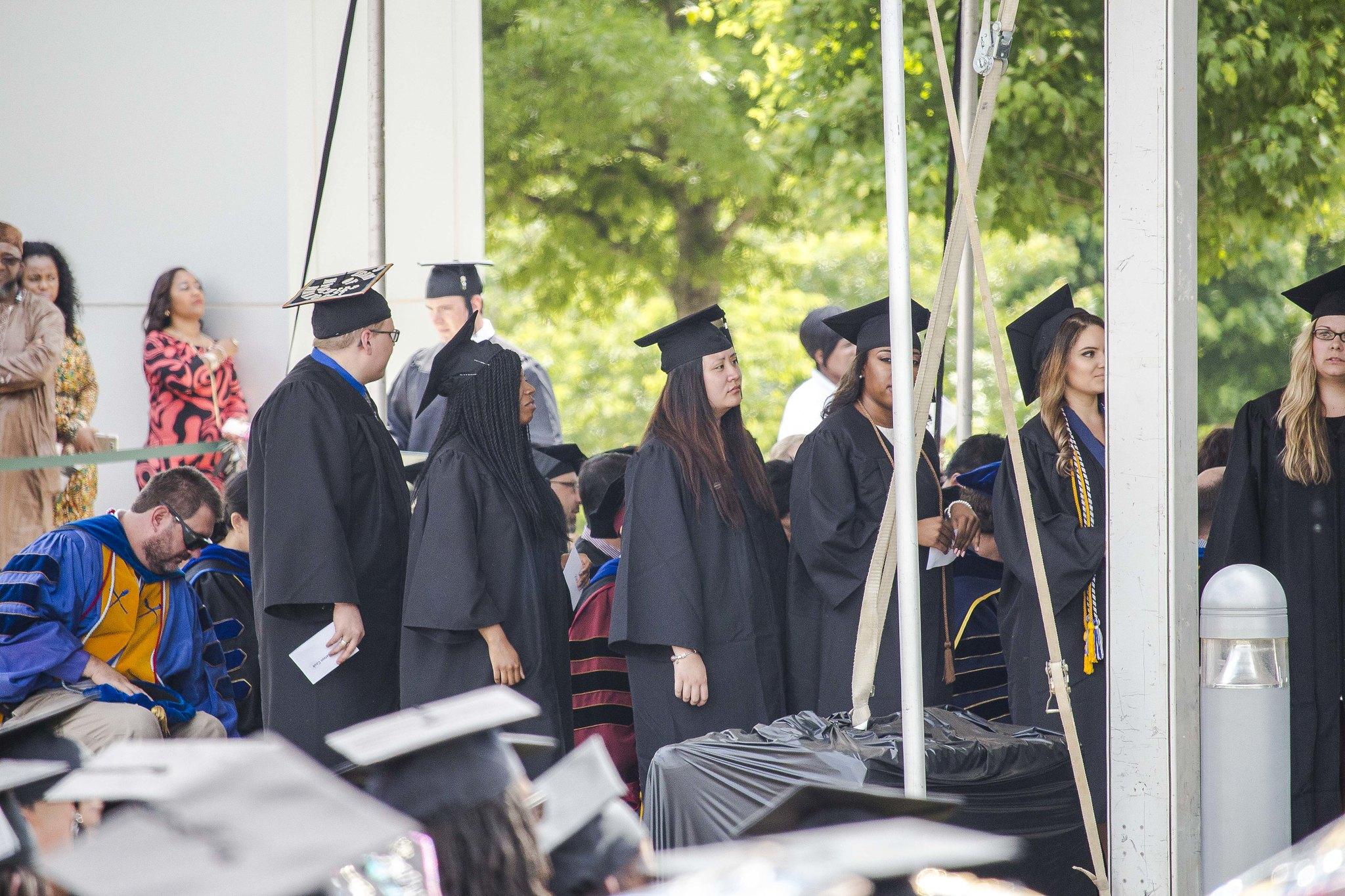 Tuyen Chau Georgia Gwinnett College Graduation