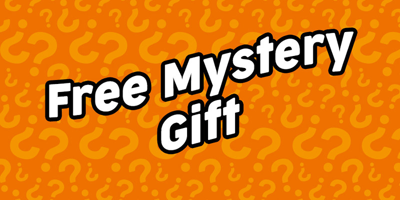 Free LEGO Mystery Gift