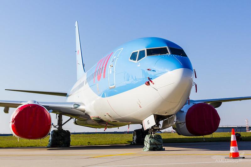 TUI fly - B737 - D-AHXG