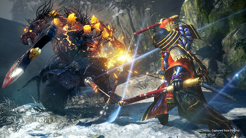 Nioh 2: The Tengu Disciple | by PlayStation.Blog