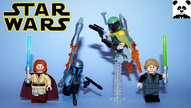 Jetpack Boys [Star Wars Minifigs #11]