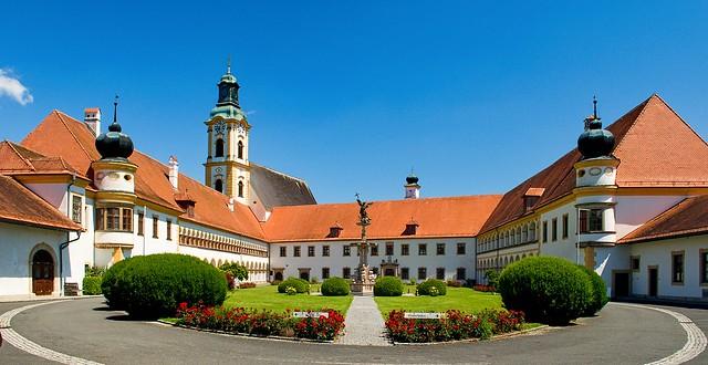 Klosterstift Reichersberg Oberösterreich