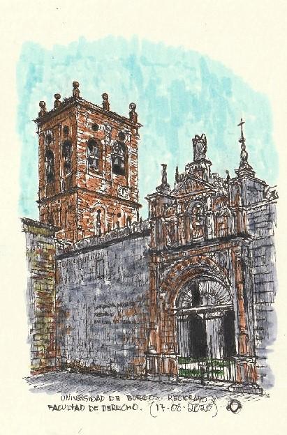Burgos. Universidad de Burgos