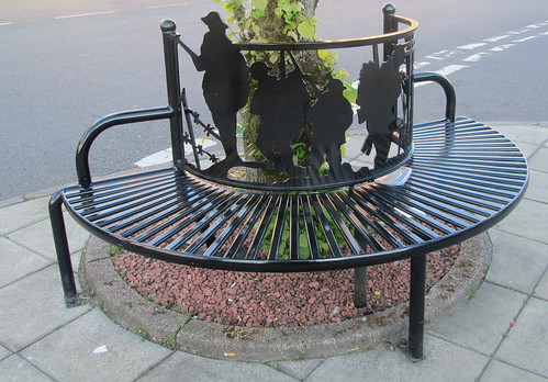 War Memorial Bench, Moffat