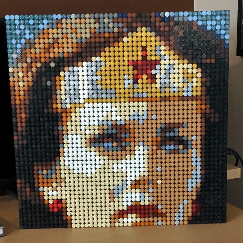 Wonder Woman Art - In progress