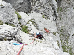 Airy beautiful climb in lenght 2 5bc