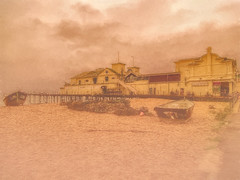 Bognor Beach and Pier