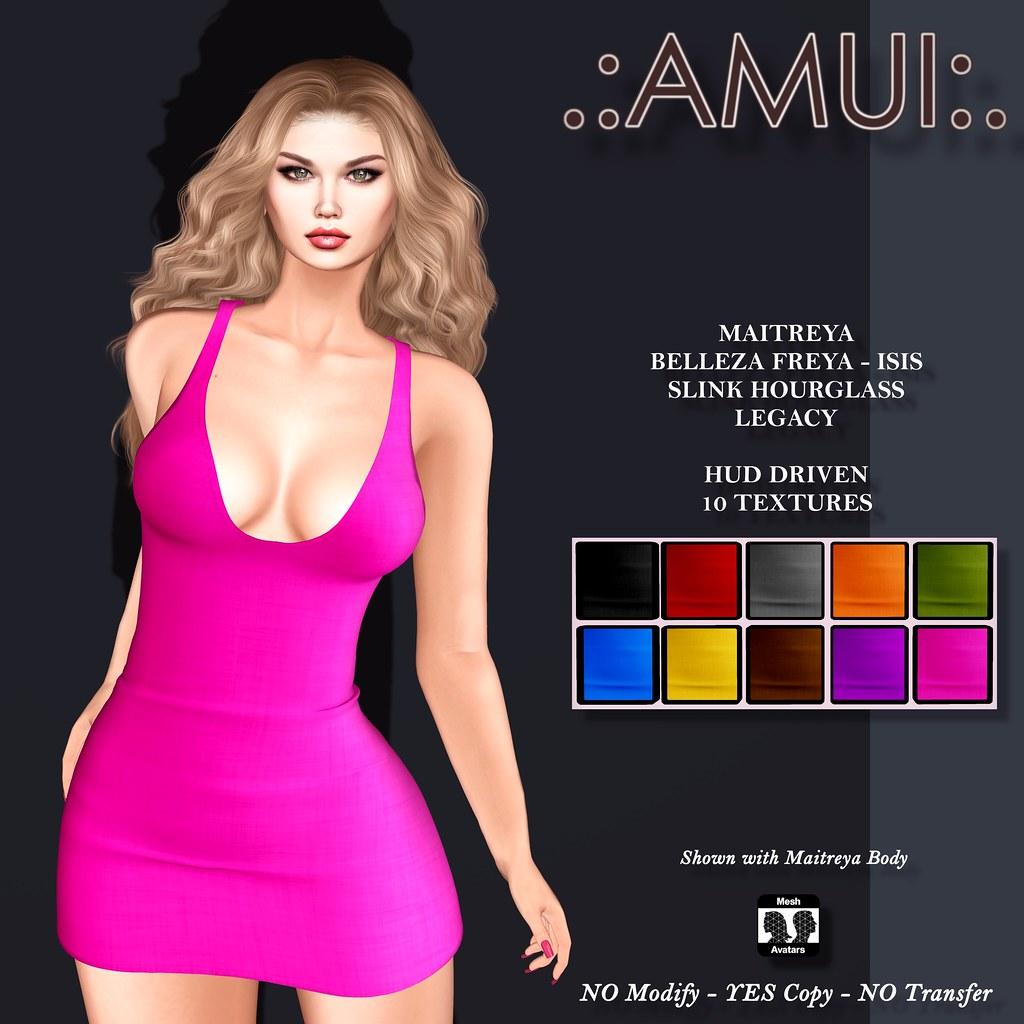 ".:AMUI:. ""Gwen"" Dress"
