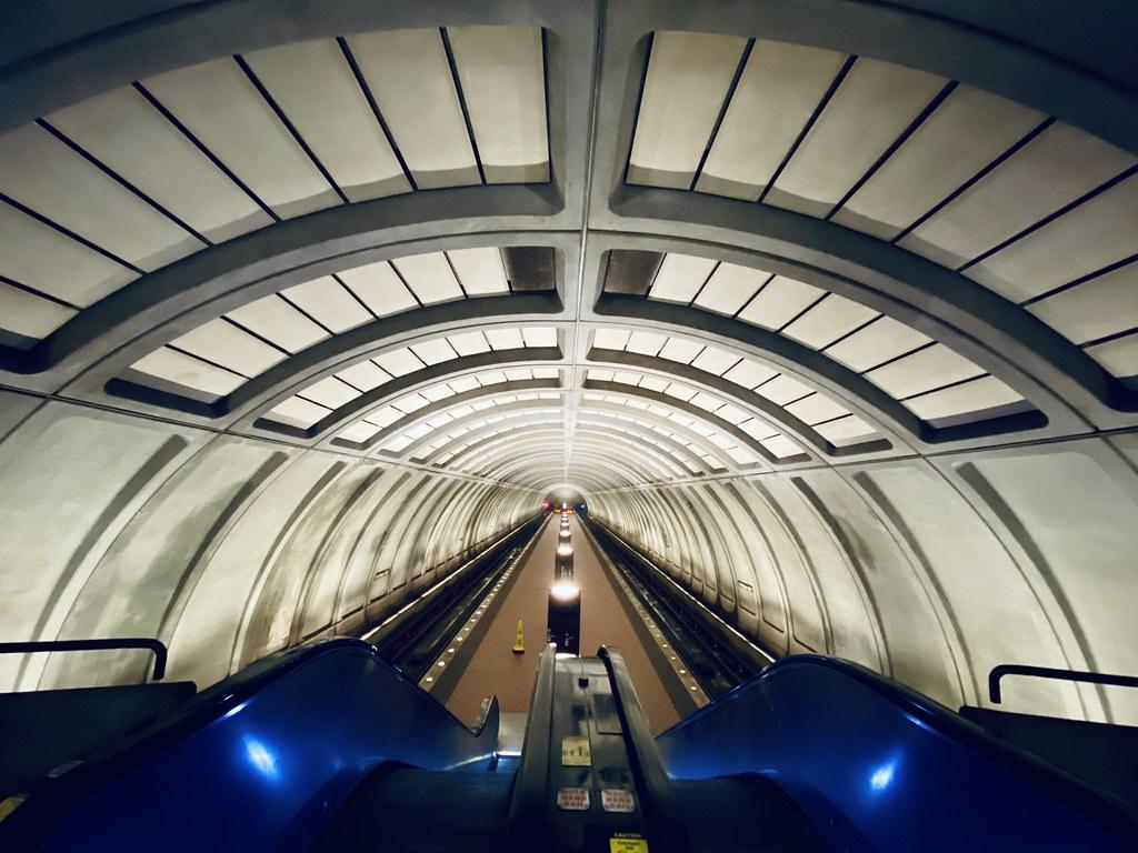 Van Ness Metro Station