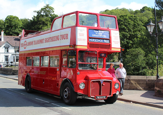 Welsh Routemaster.