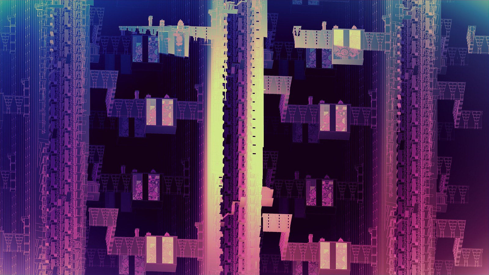 Manifold Garden (Photo Mode)