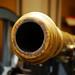 Cowpens Battlefield 2018, British 3 pounder cannon muzzle