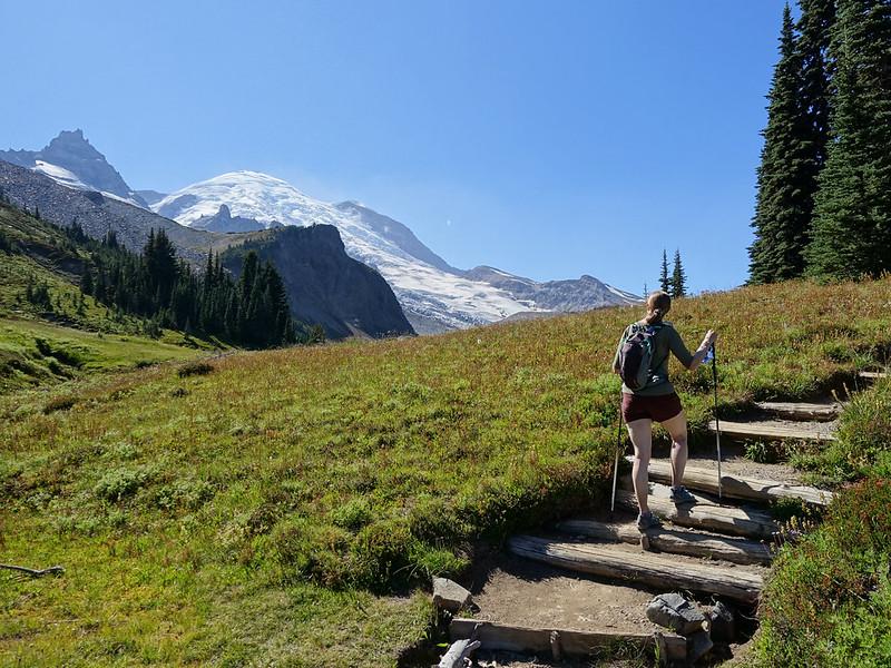 Summerland-Panhandle Gap Mt Rainier National Park - 42