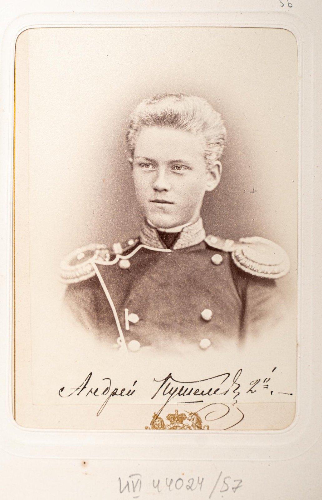 Андрей Кушелев II