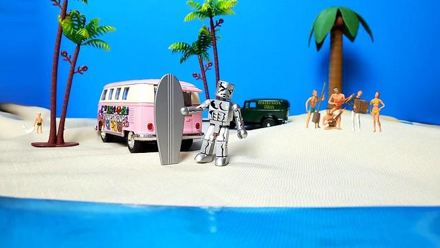 Surf's UP! - Bijou Planks 230/365