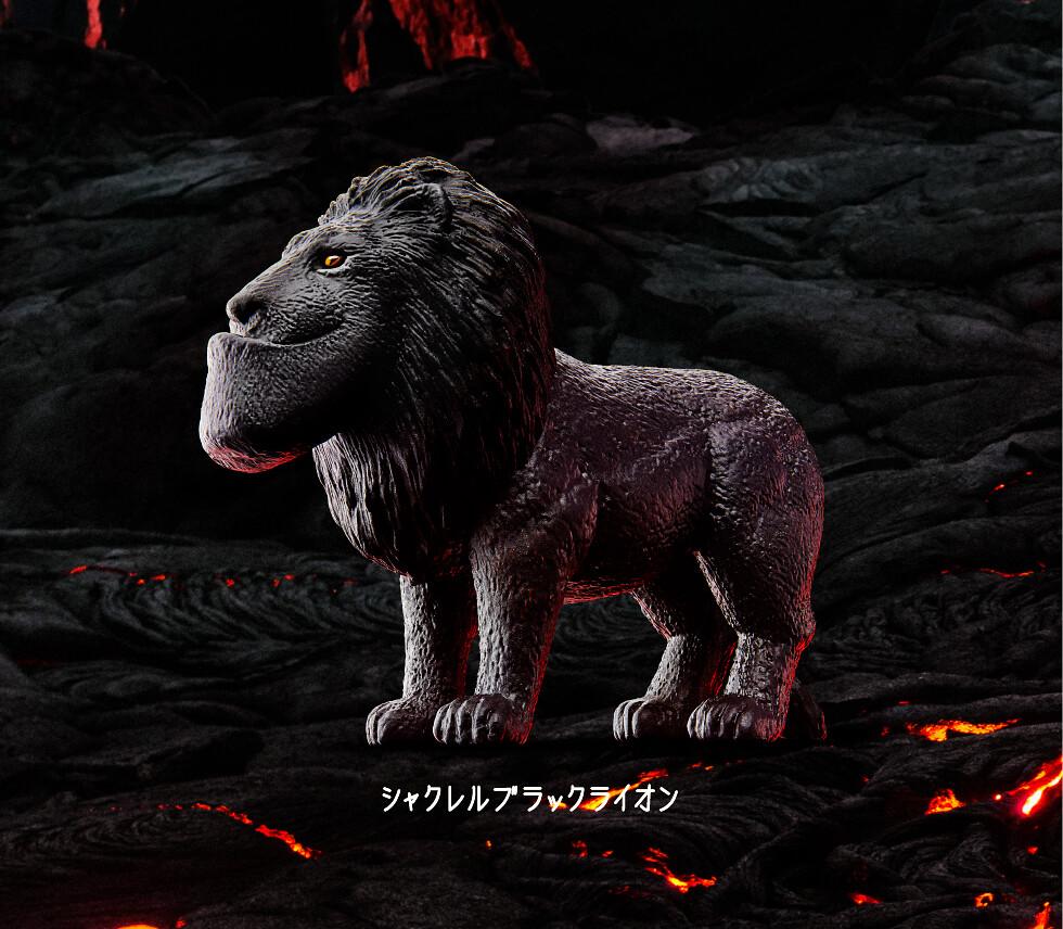 熊貓之穴《戽斗星球》黑子篇 超硬派現身!牠們連嚴酷的火山地帶也能征服~
