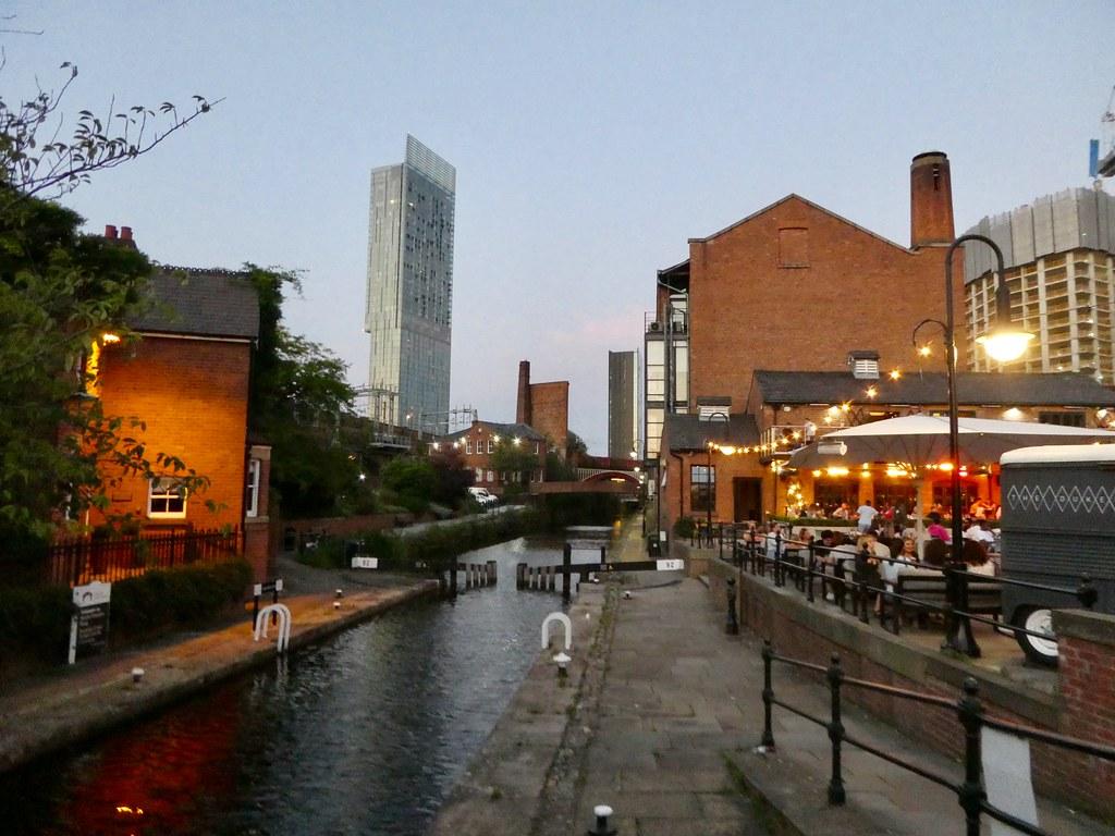Deansgate Locks, Manchester