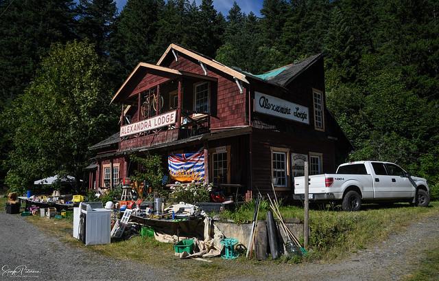 Alexandra Lodge - Spuzzum