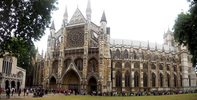 Abadía de Westminster!!!