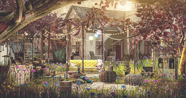 Boho Garden Party