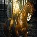 Cowpens Battlefield 2018, Continental Army leadership on horseback