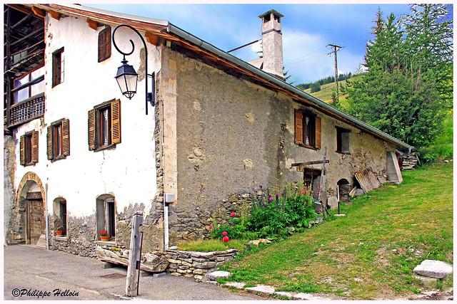 habitat rural à   Pierre grosse