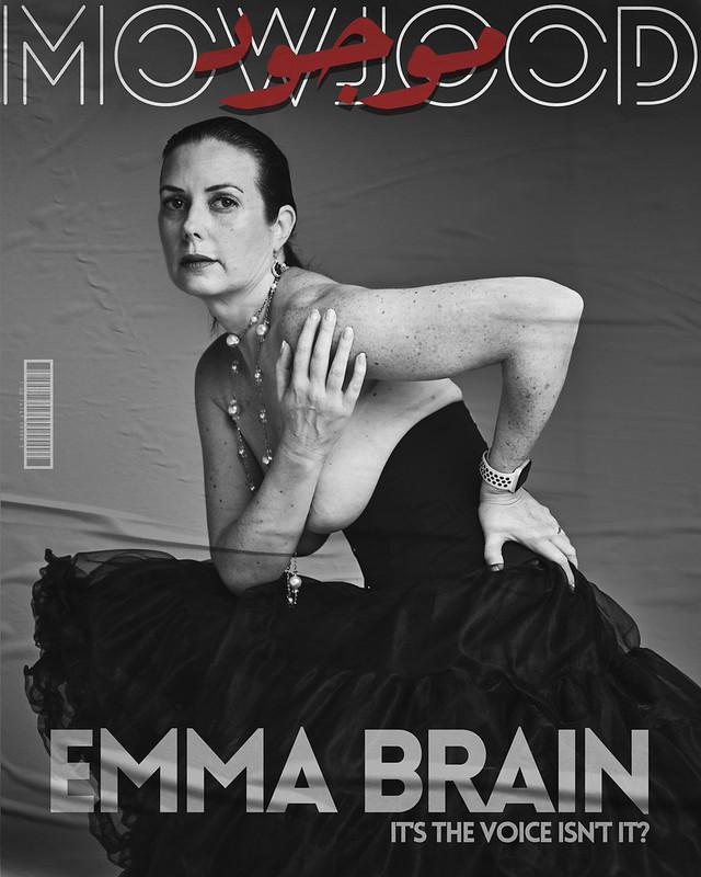 Mowjood - Emma Brain
