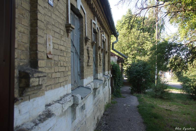 Старые дома Пятигорска