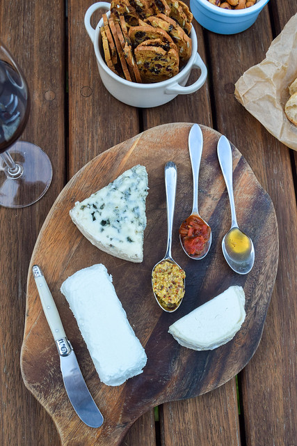 French Cheeseboard
