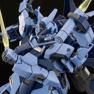 《機動戰士鋼彈外傳》「HG 1/144 死亡騎士」完全新規造型立體化 !【PB限定】