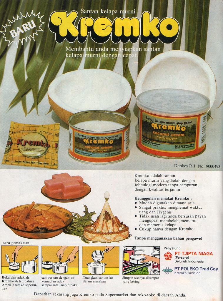 Santan Kepaka Kremko - Femina, 14 Mei 1985