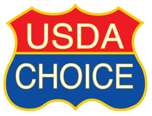 USDA Choice logo