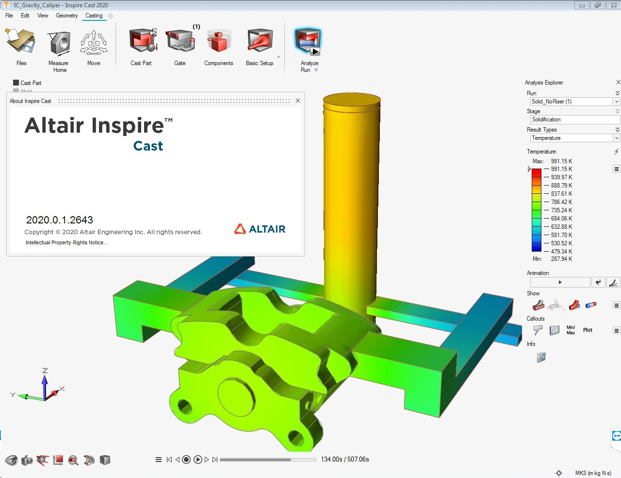 Working with Altair Inspire Cast 2020.0.1 full license