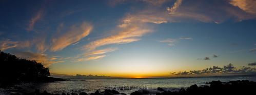 hawaii bigisland usa canoneosr tamronsp1530mmf28divcusd sea meer landschaft landscape pano panorama sunsetssunrisesaroundtheworld121countries sunsetssunrises sunrise sonnenaufgang clouds cloudsstormssunsetssunrises